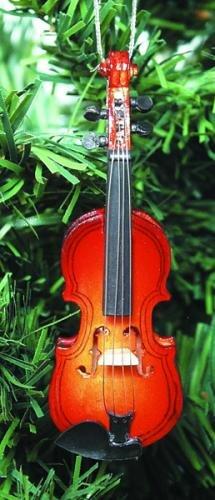 Violine Weihnachten Ornament