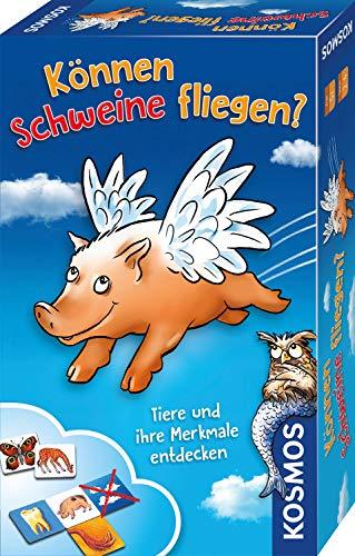 Kosmos 699130 - Tierspiel Können Schweine fliegen?