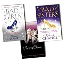 Rebecca Chance 3 Books Collection Pack Set RRP: £25.31 (Divas, Bad Girls, Bad Sisters)