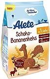 Alete Schoko-Bananenkeks, 4er Pack (4 x 125 g)