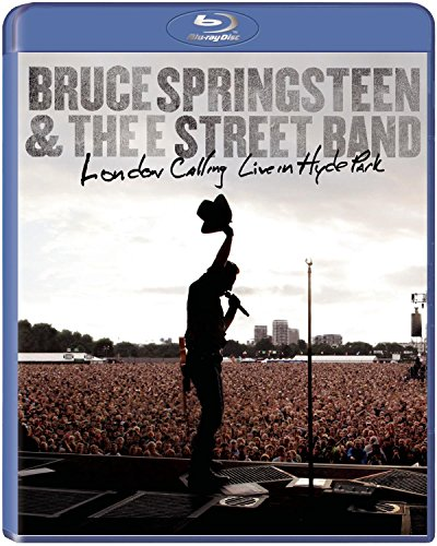 London Calling: Live in Hyde Park [Blu-ray] - Dvd-player Boss