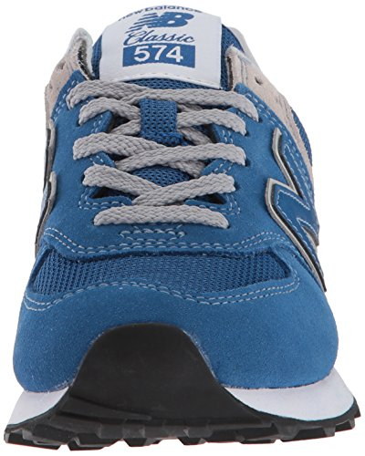 New Balance Ml574ego, Baskets Homme Bleu (Classic Blue)
