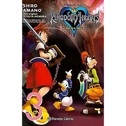 Kingdom Hearts. Final Mix - Número 03