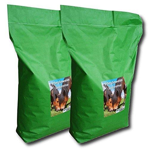 Dauerweide Standard G II ohne Klee RHT 10 kg Weidesamen Grünland Saatgut