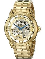 Stuhrling Original Herren-Armbanduhr Analog Automatik Edelstahl 165B2B.335B1