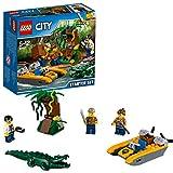 """LEGO UK 60157 """"Jungle Starter Set Construction Toy"""