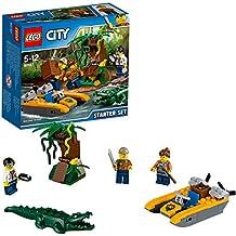 LEGO City In/Out 2017 - Jungla: Set de introducción (60157)