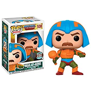 Figura POP Master of the Universe Man At Arms Speciality Series Exclusive