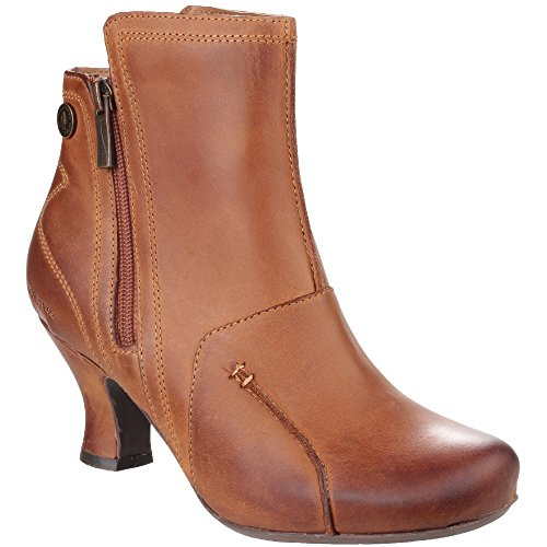 hush-puppies-womens-ladies-lydie-leather-zip-up-ankle-boots