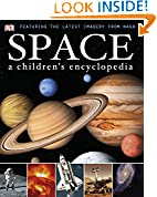 #7: Space A Children's Encyclopedia (Dk Reference)