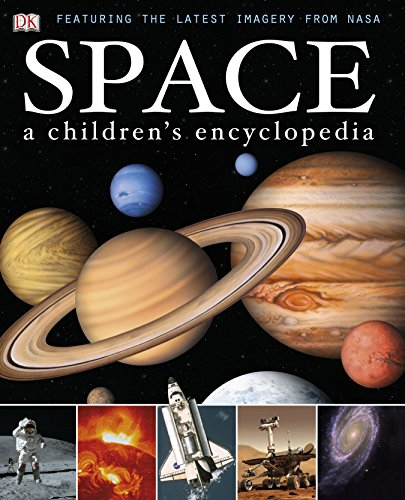 Space A Children's Encyclopedia (Dk Reference) (Hardcover)