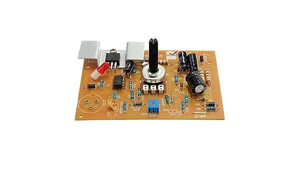 Nrpfell Circuit Imprim/é Pour HAKKO 936 Tableau De Contr?le De La Station De Fer /à Souder Contr?leur Thermostat A1321 Usine Usine Usine Travaux Utile