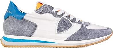 Philippe Model Sneakers Uomo Bianco 'Tropez' TZLUWL03 45