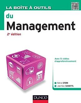 La Boîte à outils du management - 2e éd. (BàO La Boîte à Outils) par [Stern, Patrice, Schoettl, Jean- Marc]