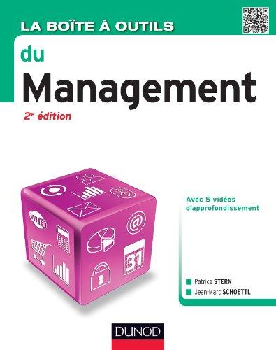 La Boîte à outils du management - 2e éd. (BàO La Boîte à Outils)
