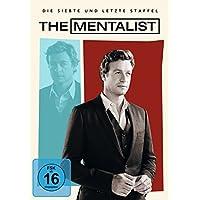 The Mentalist - Die komplette siebte und letzte Staffel