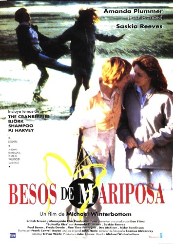 Butterfly Kiss Plakat Movie Poster (27 x 40 Inches - 69cm x 102cm) (1994) Spanish