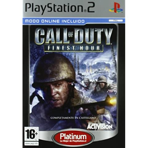 Call of Duty Finest Hour  Platinum