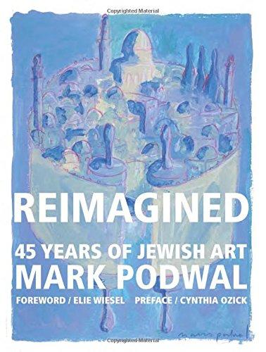 Mark Podwal reimagined par Mark Podwal