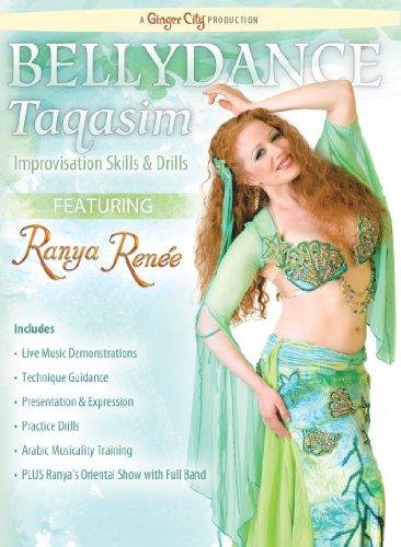 RANYA RENEE ~ Bellydance Taqasim Improvisation Skills & Drills (ägyptische Filme)