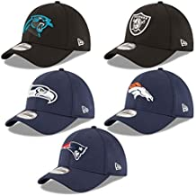 New Era Cap 39thirty Gorra NFL Sideline Tech Seahawks Raiders Patriots Broncos Panthers ETC - New England Patriots #2532, M/L