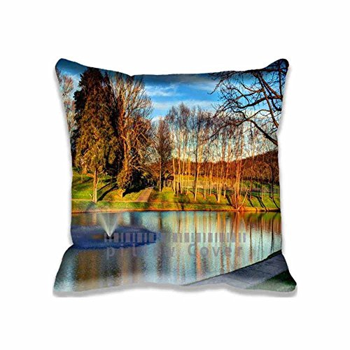 lake-at-darden-towe-park-unique-pillow-case-kissenbezge-art-for-living-room-very-nice-nature-chair-c