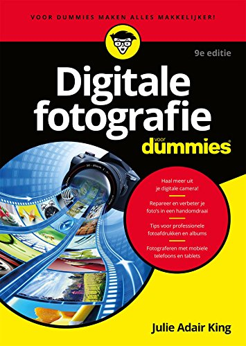 Digitale fotografie voor Dummies (Dutch Edition) por Julie Adair King