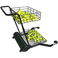 Manual de pelota de tenis Picker, sostiene 270 bolas