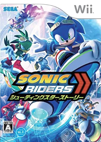 Sonic Riders: Shooting Star Story[Japanische Importspiele]