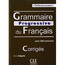 Grammaire progressive du français - corrigés