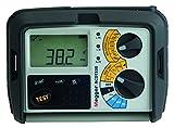 Megger RCDT330-DE-SC FI/RCD-Messgerät, Prüfung von Typ A, AC und selektiven, programmierbaren RCD von 10 mA bis 1000 mA, RCD-Auslösezeit