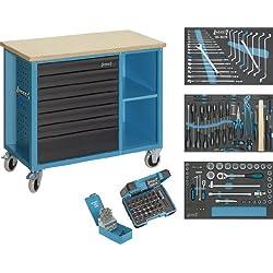 Hazet 177W-7/169 Werkbank Assistent 177W-7 inkl. 169 teiligem Sortiment