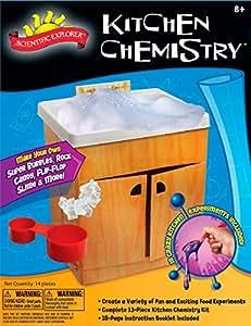 Cuisine Chemistry Kit-