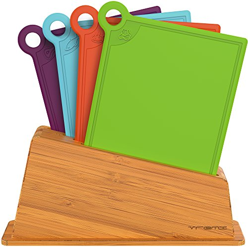 vremi-cutting-board-set-in-holder-4-plastic-poly-cutting-boards-dishwasher-safe-bpa-free-small-kitch