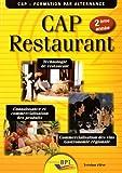 CAP Restaurant 2ème année - élève...