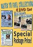 The Free Energy, 'Water to Fuel', 4 DVD Package Set, By Ukraine Scientest - Michael Vinokur by Michael Vinokur