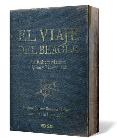 Robinson Crusoe - El Viaje del Beagle, Juego de Mesa (Edge Entertainment EDGRC02)