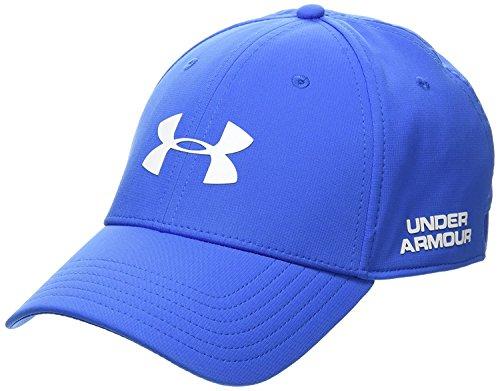Under Armour  - Men's Golf Headline 2.0 Cap - Casquette de golf - Homme - Bleu (Mediterranéen) -...