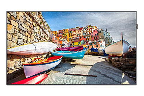 Samsung LH49PMHPBGC Signage-Display 124, 5 cm (49 Zoll) Full HD Digital Signage Flat Panel Schwarz WLAN - Signage-Displays (124, 5 cm (49 Zoll), 1920 x 1080 Pixel, 500 cd/m², Full HD, 8 ms, 4000: 1) Lcd Flat Panel Display