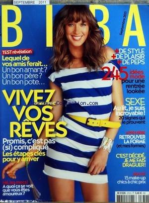 BIBA [No 379] du 01/09/2011
