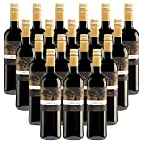 18er SET Rotwein Monte Carbonero Tinto 2016 aus Spanien / Uclés