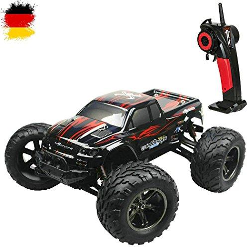 Ferngesteuertes Auto, RC Auto 1:12 Skala 2,4 Ghz RC Racing Buggy Monstertruck Offroad Crawler Mit 80M Entfernung Fahrzeug Spielzeug Hohe Geschwindigkeit von High Speed of 40km/h Funkgesteuert Auto