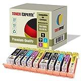 Pack 10 XL TONER EXPERTE Compatibles PGI-550XL CLI-551XL Cartouches d'encre pour...