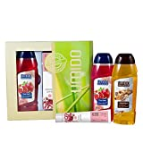 UMIDO Beautyset Duschgel 250 ml Shea-Butter & Koriander, Hand-Lotion 45 ml Shea-Butter & Koriander &...