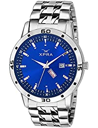 Xpra Analog Day and Date Display Wrist Watch for Men/Boys (XP-DD-40)