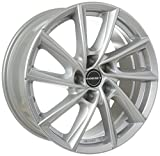 Borbet VT crystal silver 7,5x17 ET36 5.00x112 Hub Bore 66.50 mm - Alu felgen