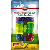 Kaytee/Superpet & Cages Critter Trail Fun-nel Connectable Colourful Plastic Tubing