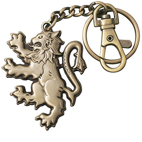 Harry Potter - Metall Schlüsselanhänger - Gryffindor - -