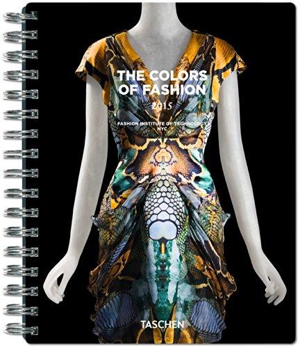 Colors of Fashion 2015 (Diary 2015) par Taschen