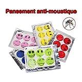 ÉclairePansement Anti-Moustiques - Formule Naturelle (20 Paquets)